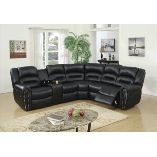 Shop Stayton Reclining Sectional by Red Barrel Studio