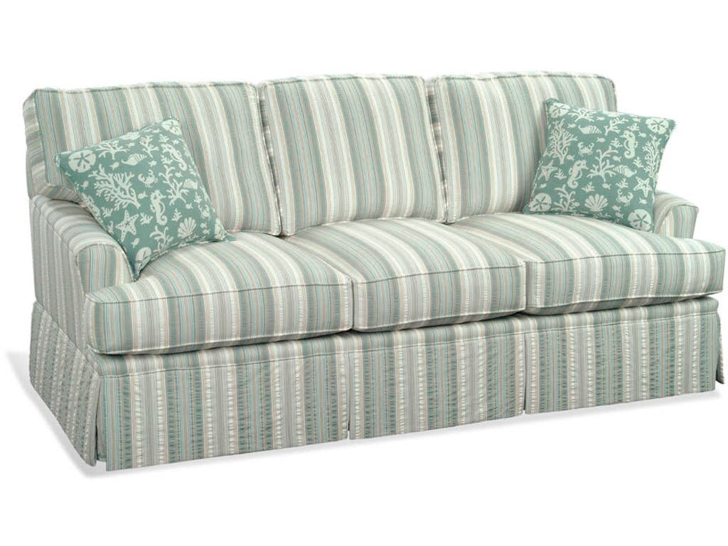 braxton culler westport 84 flared arm sofa bxcl1297