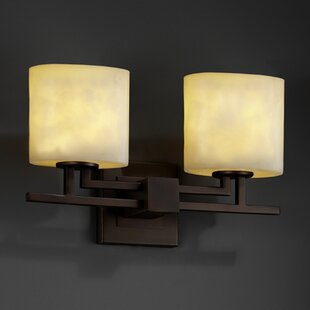 Brayden Studio Jacinto 2 Light Bath Vanity Light