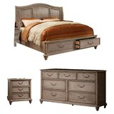 Norborne Platform Configurable Bedroom Set by Foundry Select
