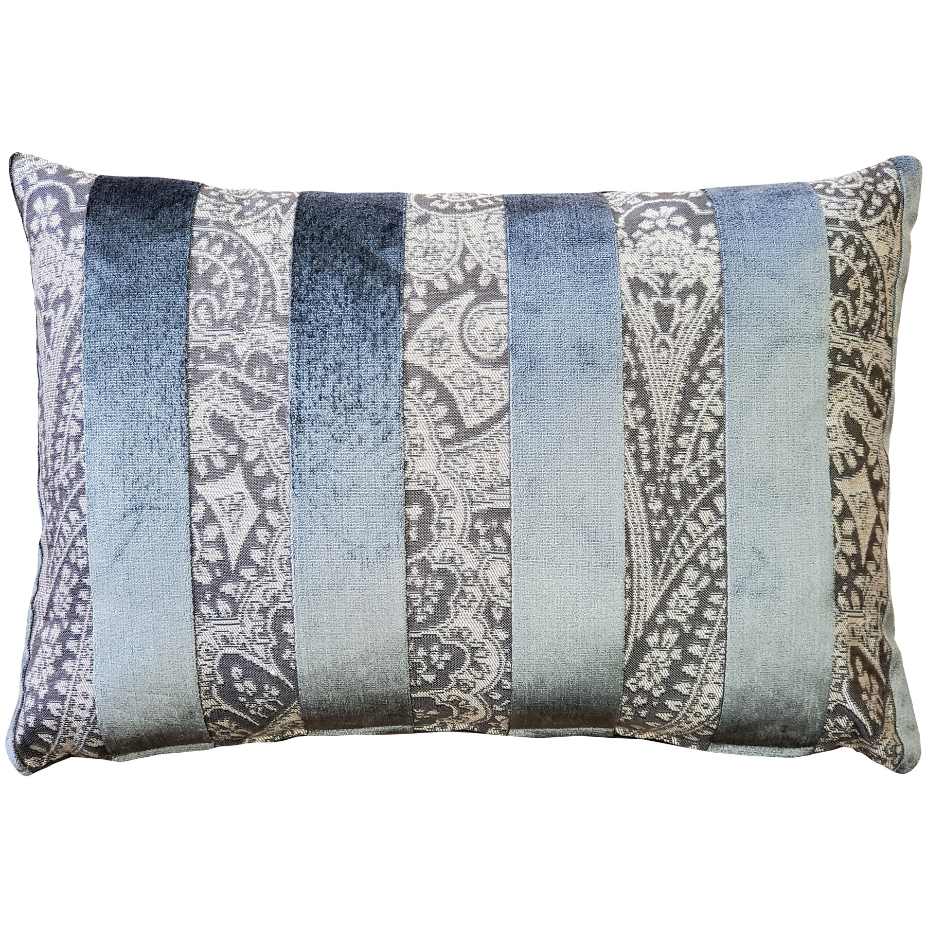 Rosdorf Park Sedbergh Striped Lumbar Pillow Wayfair