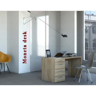 Phi Computer Desk By Ebern Designs