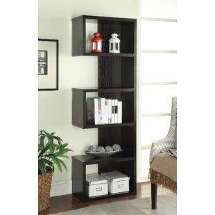 Compare Mahala Standard Bookcase by Brayden Studio