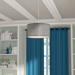 Orren Ellis Kluge 1-Light Pendant