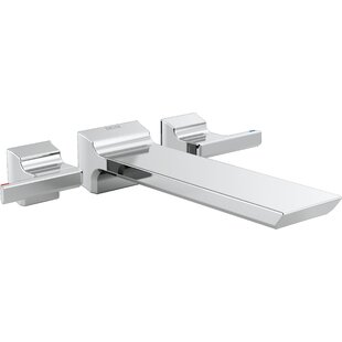 Delta Pivotal Double Handle Wall Mounted ..