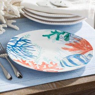 Bolinger Melamine Dinner Plate (Set of 6) & Dinner Plates Set Of 6 | Wayfair
