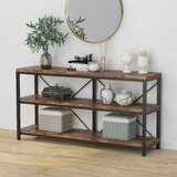 Delapena 55.11'' Console Table by 17 Stories