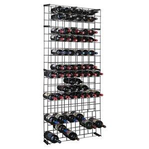 138 Bottle Floor Wine Rack by Wine Enthus..