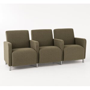 Ravenna Series 3 Seater with Center Arms