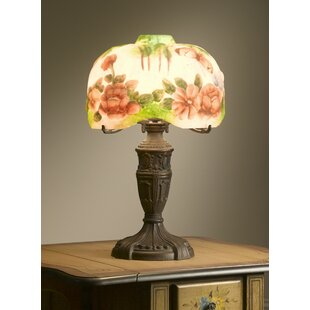 Top Reviews Floral 22 Table Lamp By AA Importing