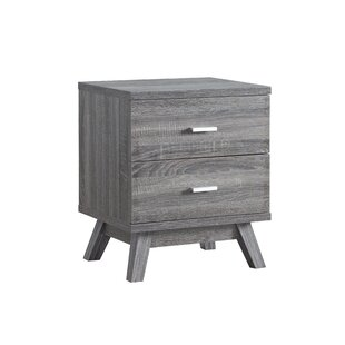 Shop for Stanhope 2 Drawer Nightstand by Wrought Studio