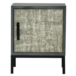 Porthleven 1 Door Accent Cabinet by Williston Forge