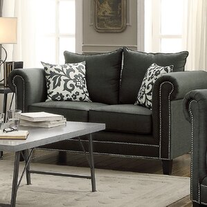 Wyncote Loveseat by Darby Home Co