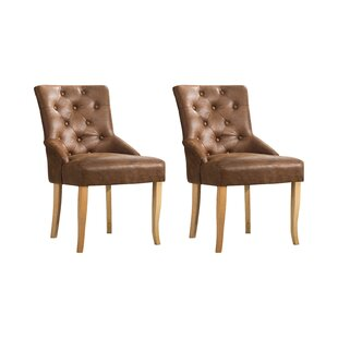 Boston Upholstered Dining Chair By George Oliver