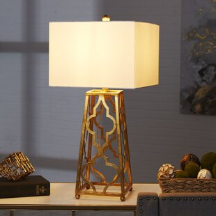 Lent 29'' Square Table Lamp Base
