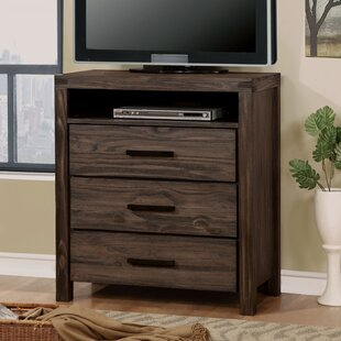 Blackburn 3 Drawer Media Chest