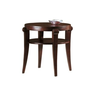 Waymon End Table by Bloomsbury Market