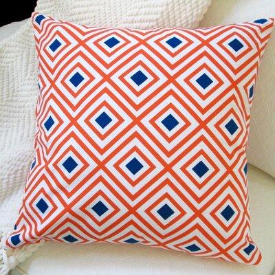 Cotton Throw Pillow Artisan Pillows