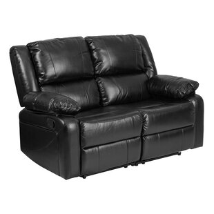 Harmony Series Reclining Loveseat by Offex 2019 Coupon