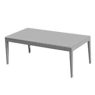 Bungalow Rose Weathers Coffee Table