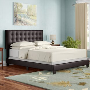 Winston Porter Elaine Queen Upholstered Panel Bed