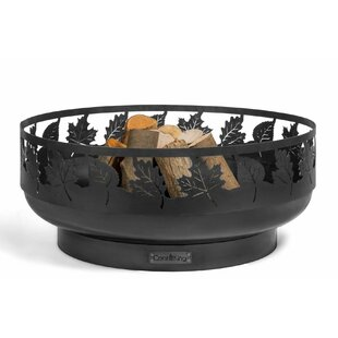 Sundquist Steel Wood Burning Fire Ring By Sol 72 Outdoor