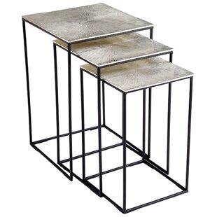 Cyan Design Irvine 3 Piece Nesting Tables
