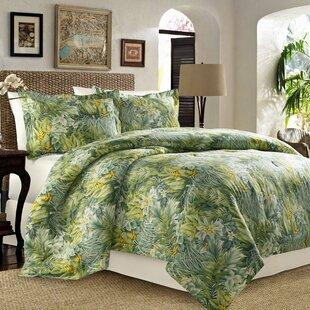 Tommy Bahama Home Cuba Cabana 4 Piece Comforter Set by Tommy Bahama Bedding