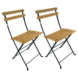 Park Folding Patio Dining Chair (Set Of 2) by Furniture Designhouse Amazing