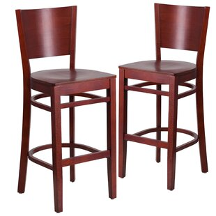 Harriet 29 Bar Stool (Set of 2) Red Barrel Studio