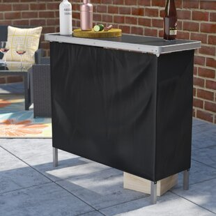 Giselle Portable Mini Bar by Freeport Park