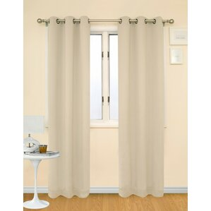 living room curtains with valance. Solid Blackout Thermal Single Curtain Panel Drapes  Valance Sets You ll Love Wayfair