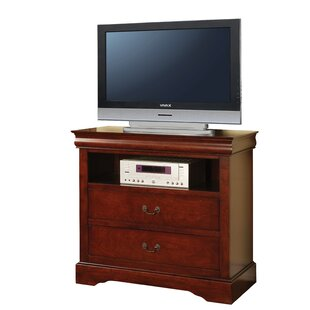 Whispering Pines TV Stand for TVs up to 40 by Alcott Hill