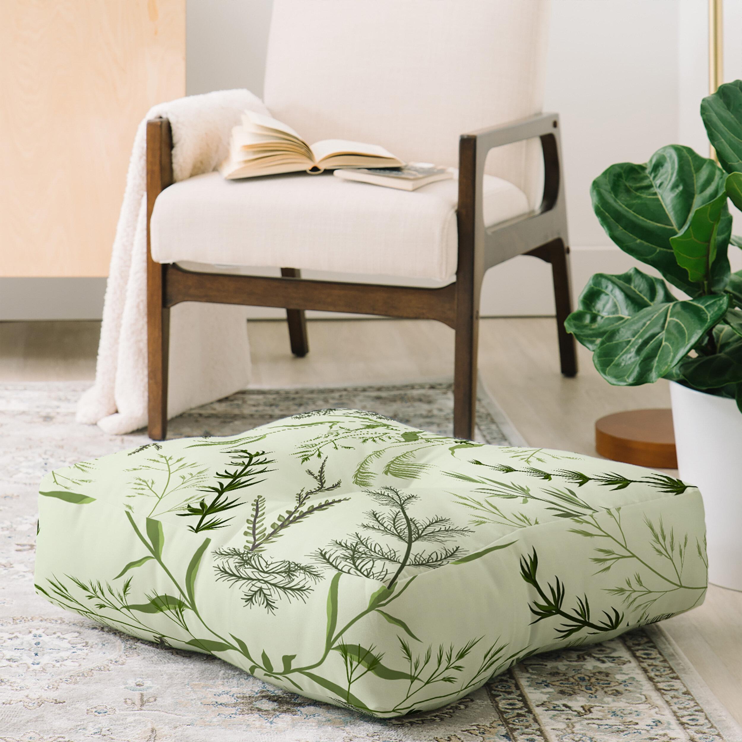 East Urban Home Iveta Abolina Margaux Floor Pillow Wayfair