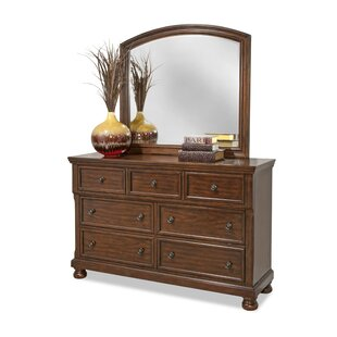 Charlton Home Estefania 7 Drawer Dresser wit..