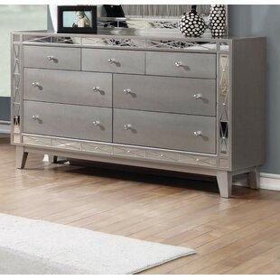 Jantzen 7 Drawer Dresser by Mercer41