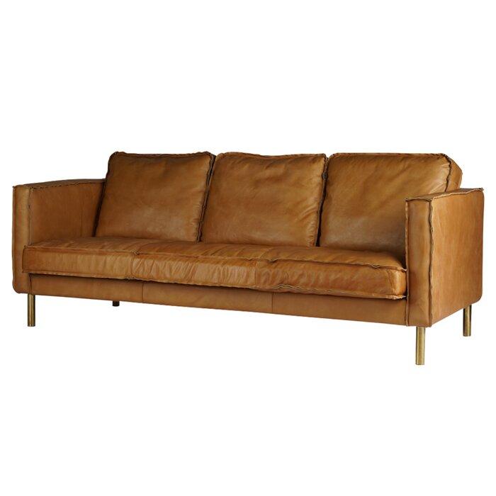 Strange Barnaby Leather Sofa Beatyapartments Chair Design Images Beatyapartmentscom