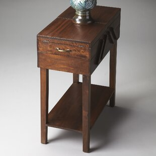 Stephanie Storage End Table by..