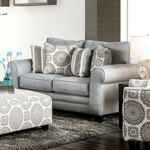 Harlow Loveseat by Darby Home Co