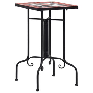 Defiance Bistro Table By World Menagerie