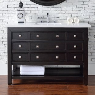 Dutcher 48 Single Bathroom Vanity Set by Darby Home Co