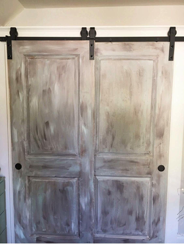 Coulisse Porte De Grange ensemble de quincaillerie pour porte de grange simple de style classique