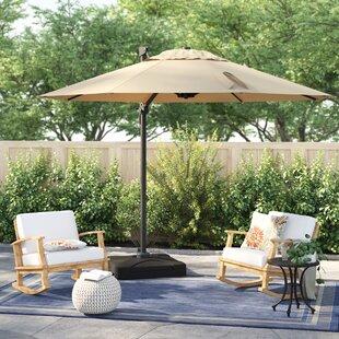 Bellana 8.5' Cantilever Umbrella by Sol 72 Outdoor