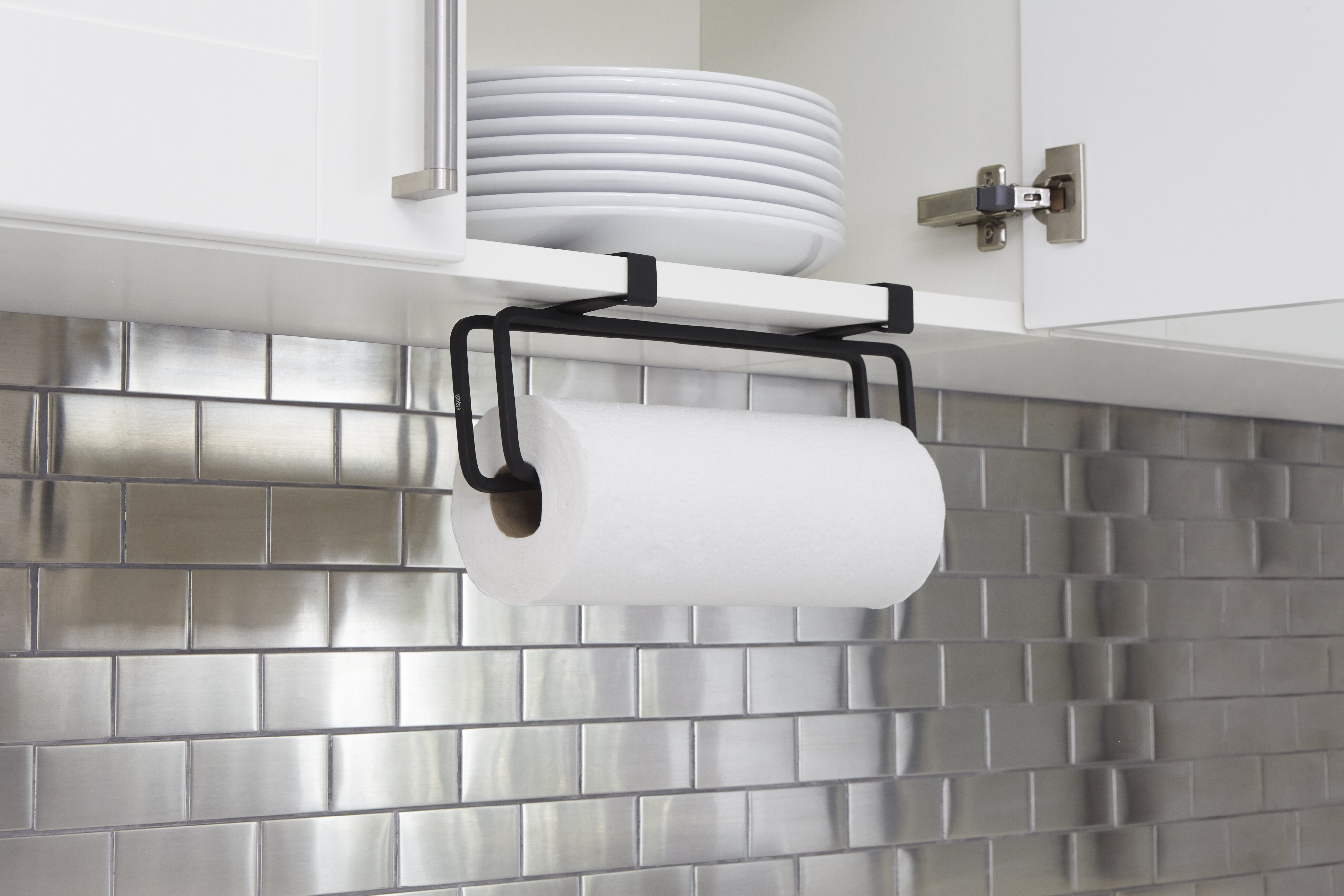 Umbra Squire Wall Mounted Paper Towel Holder Reviews Wayfair