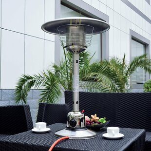 Trujillo Propane Butane Patio Heater By Sol 72 Outdoor