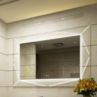 Trend Bode Back Lit Daylight Bathroom Mirror ByOrren Ellis