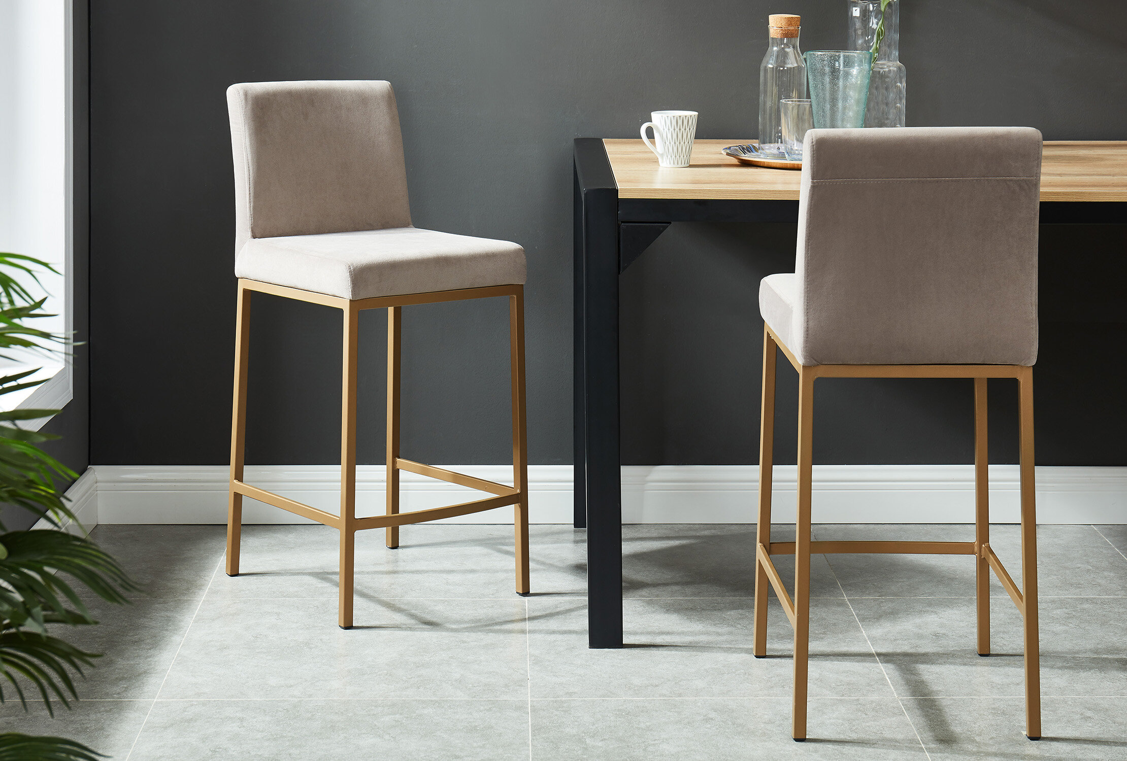 Strange Everly Quinn Imboden 26 Bar Stool Dailytribune Chair Design For Home Dailytribuneorg