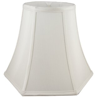 10 Faux Silk Bell Lamp Shade