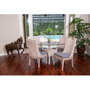 Belize 5 Piece Bistro Set