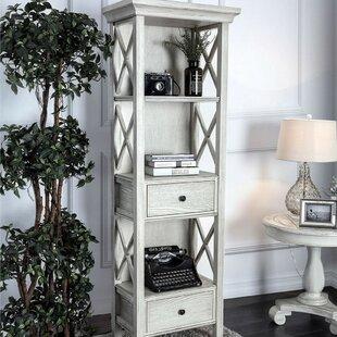 Oates Pier Standard Bookcase By Gracie Oaks